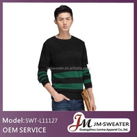 men sweater / branded stocklot garments factory price
