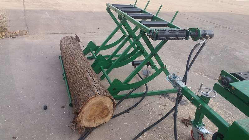 Wood Splitter With Lift : Brt t firewood processor log splitter with lift buy