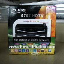 MPEG4 receiver ICLASS9797hd pvr