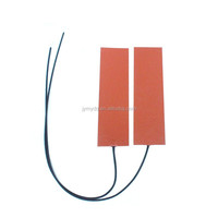 customized water heating rod,silicone rubber heater