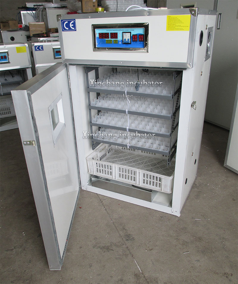 XCH-352 egg incubator/352 chicken eggs incubator machine/poultry 352 egg incubator