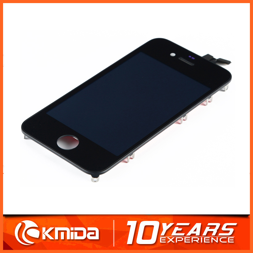 wholesale for Lcd Iphone 4s screen replacement, For iPhone 4s LCD with Digitizer Assembly black and white