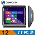 "Best price 6.4"" TO 65"" Resistive touch TFT LCD Open Frame Monitor"