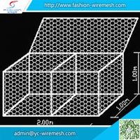 stainless steel gabion wire mesh and welded wire mesh gabion