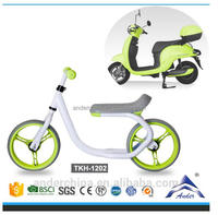 Ander factory directly NEW Product mountain airless bicycle / no pedal bike / balancing bikes for toddlers