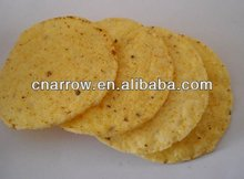 mexican corn chips processing equipment production line