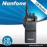 Handheld 27mhz cb radio china free user license 25 years factory