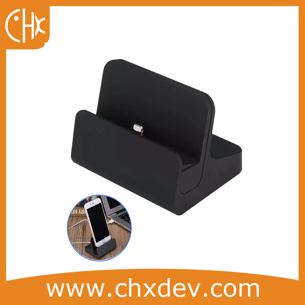8 pin Charge Dock Cradle With Charging and Data Sync Transferring Dock For Iphone 7 Ipod touch