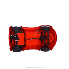 cheap price four wheels electric kids car parts