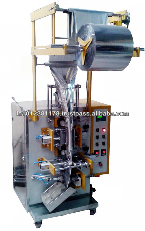 Tomato paste sachets making machine