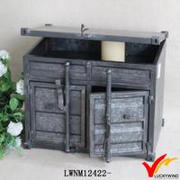 import retro new industrial storage metal furniture from china