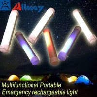 2017 China Supplier Outdoor LED Flashlight 3-Level Dimmable Brightness LED Tent Camping Lamp
