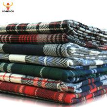 fleece knitted jean fabric