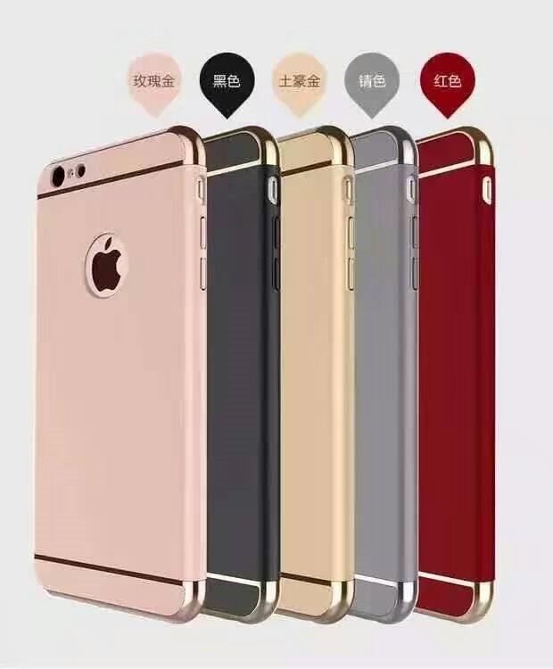 Cell phone 3 in 1 PC Case,Cell phone Protective Back Cover Cases for Samsung, Iphone, XiaoMi, Motorola, HuaWei, Oppo, Vivo......