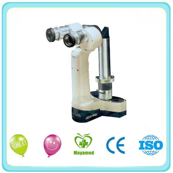 MY-V006 ophthalmic equipment optical used Portable slit Lamp for sale
