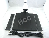 HOT SALES ! USB Book Barcode Scanner / Barcode Scanner Stand For Sale --HCS-1200S
