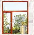 Aluminum casement window with noble and exquisite appearance/casement window with fixed panel