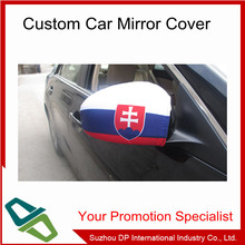 Customized car mirror cover for promotion