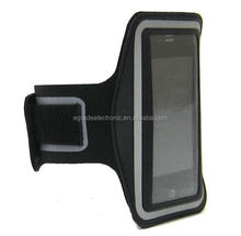 Washable Neoprene Adjustable Sport Armband for iPhone 5 4 4S, for iPhone 3G/3GS, and for iPod Touch