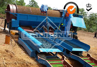 Portable gold dredge used for gold washing for sale