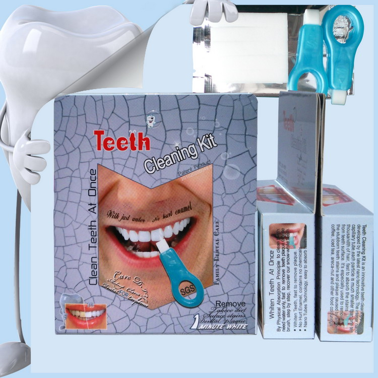 No Chemical Used daily deals Make Up Teeth Whitening Product