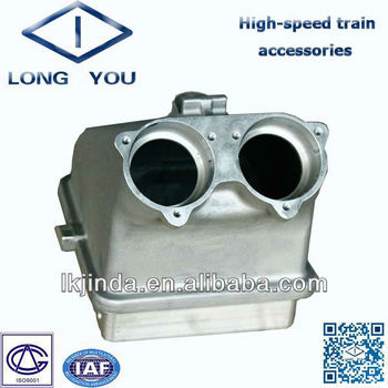 High-speed Train Parts Aluminum Alloy Casting