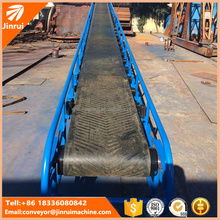 50kg bags Truck Loading mobile belt Conveyor/Material Hangdling conveying Equipment