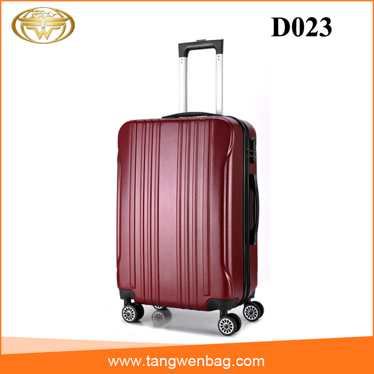 Europe fashional ABS PC aluminum trolley custom luggage cover for bags