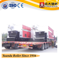 Industrial Alcohol Distiller Steam Generator Equipment