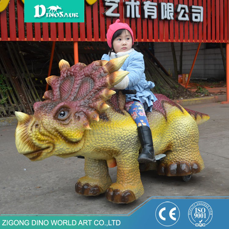 factory direct sales all kinds of ride dinosaur sculpture