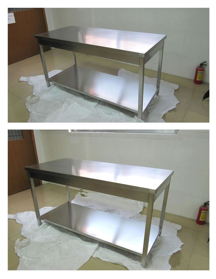 guangzhou commercial latest modular stainless steel corner