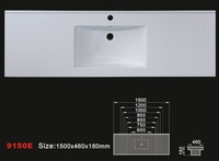 9150E bathroom vessel sink
