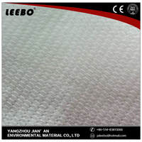 made in China polyester non woven polypropylene fabric