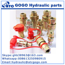 Push and Pull Type Hydraulic Quick connect Couplings