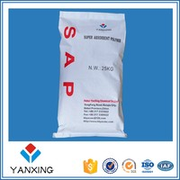 SAP Super Absorbent Polymer For Agriculture