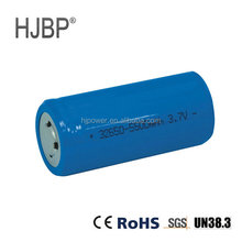 factory customized ICR32650 4600mah-6000mah 3.7V wheelchair battery lithium ion