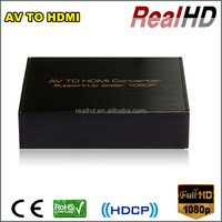 2016 Newest HDMI input to HDMI+RCA+SPDIF Audio out Converter From China
