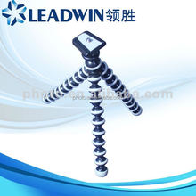 LW-TT19 LEADWIN Small Flexible tripod phone mount digital camera accessory