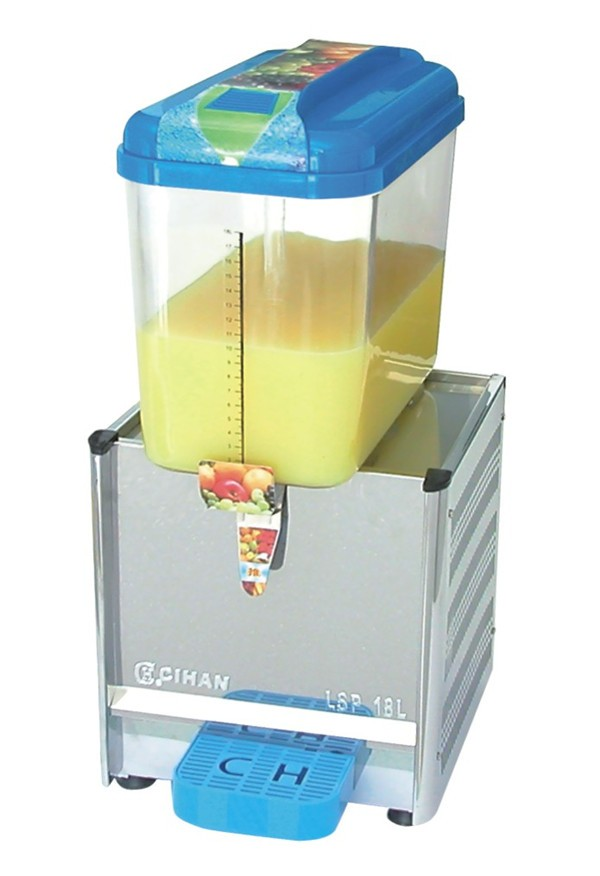 CE certificate fruit juice dispenser