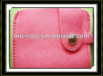 micro fiber fabric for bags sleeves leather camera cases