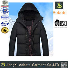 2015 Hot Selling Customized Outdoor Casual Men's Clothing,Down Jacket