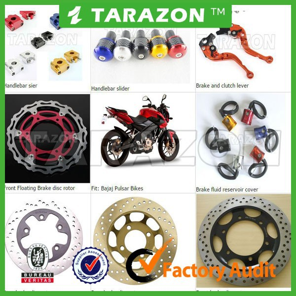 High performance China supplier motorcycle spare parts for bajaj pulsar 200