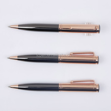 fancy deisnged and high class metal ballpoint pen for promotional gift