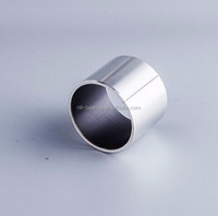 SF-1 PTFE covered oilless bearing bushing/DU bushing