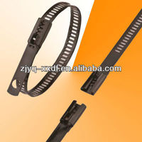 MLT Epoxy Coated Ladder Stainless Steel Cable Ties