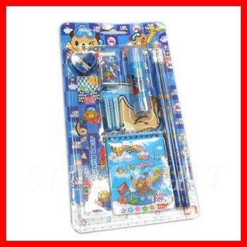 student stationery set