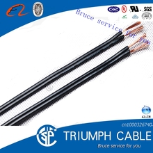 UL approved pvc insulated parallel flexible cords SPT-1 SPT-2 SPT-3 18AWG 16-12AWG 2C 3C