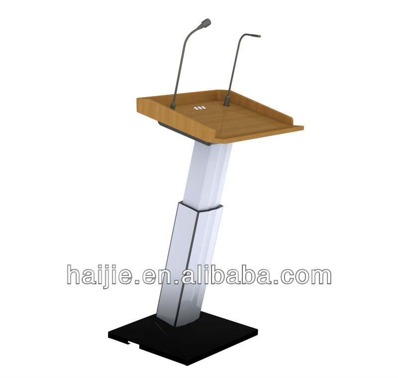 Multimedia digital podium/lectern/rostrum/platform/dais