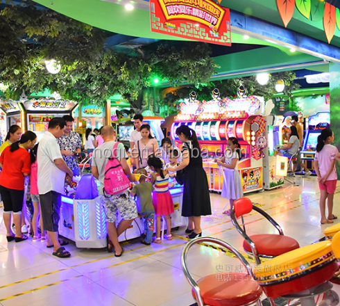 China made family arcade video game store gaming centre business plan