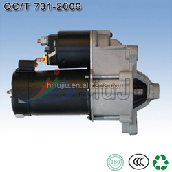 JST-190 Peugoet 307 auto starter hot sale/starter motor for Valeo series